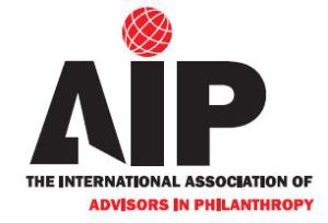 AIP - The International Association of Advisors in Philanthropy
